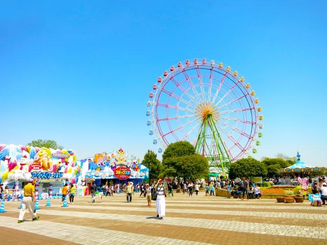 浜名湖パルパルの混雑やアトラクション、乗り物の待ち時間と口コミ