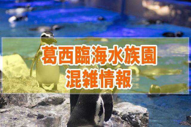 葛西臨海水族園の混雑や観覧車、駐車場、イベントの混み具合と口コミ評判