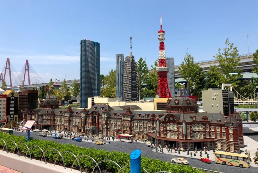 レゴランドジャパンの混雑状況予想やアトラクション、乗り物の待ち時間