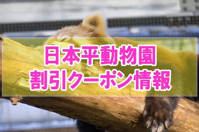 日本平動物園の割引クーポン情報2020!入園料無料やjaf、前売り券など安く行く方法