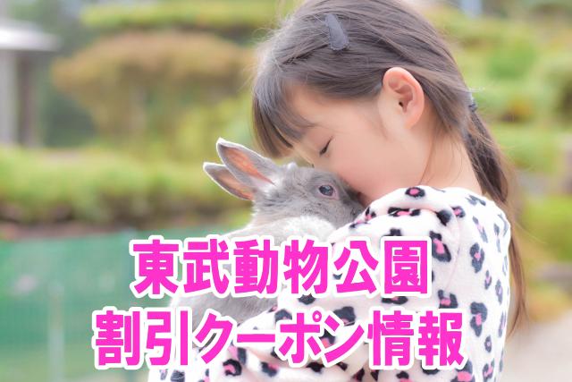 東武動物公園の割引クーポン情報2019!無料チケットと年パスやjaf、前売り券